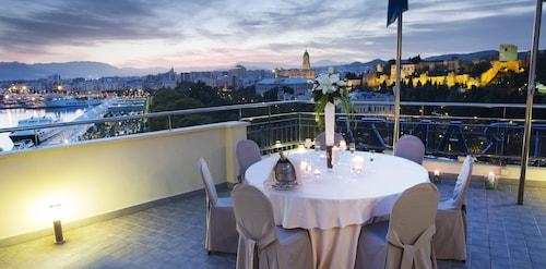Malaga - Hotel MS Maestranza - z Warszawy, 4 kwietnia 2021, 3 noce