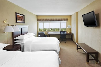 Club Room, 2 Double Beds