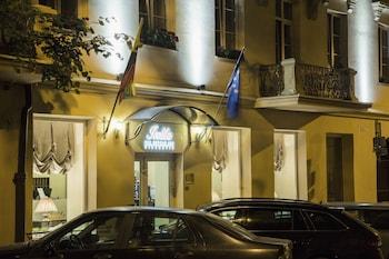 IVOLITA Vilnius Hotel - Hotel Front - Evening/Night  - #0