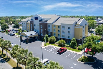 Hotel - Fairfield Inn & Suites Fort Walton Beach-Eglin AFB