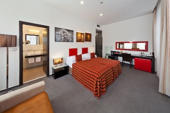 Executive Studio Suite, 1 Bedroom, City View, Executive Level