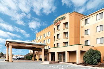 Hotel - Courtyard Marriott Salisbury