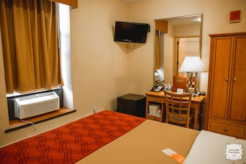 Guestroom at Econo Lodge Times Square in New York