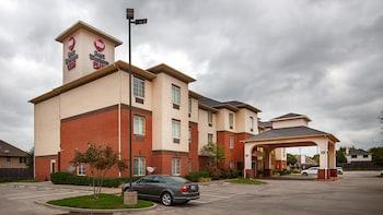 貝斯特韋斯特達拉斯湖套房飯店 Best Western Plus Lake Dallas Inn & Suites