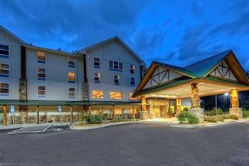 藍寶石谷歡朋套房飯店 Hampton Inn & Suites Cashiers Sapphire Valley