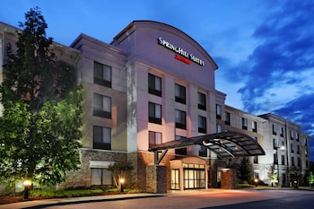 Hotel - SpringHill Suites by Marriott Knoxville at Turkey Creek