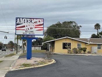 德通納阿美瑞辛飯店 American Inn of Daytona