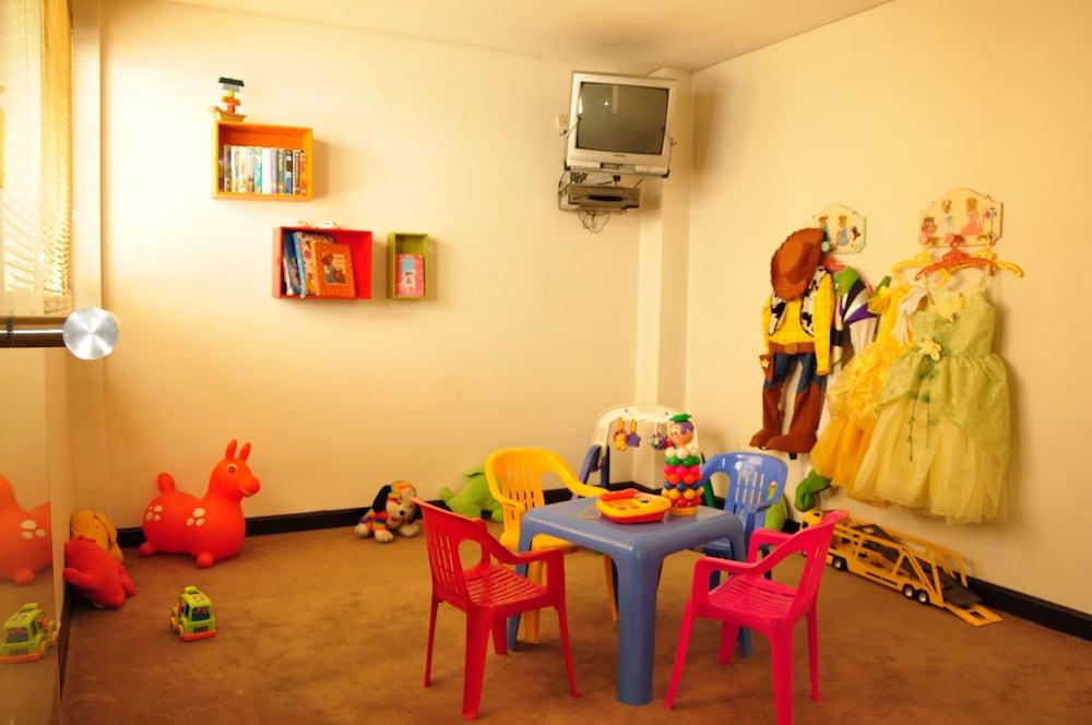 켄톤 팰리스 바릴로체(Kenton Palace Bariloche) Hotel Image 25 - Childrens Play Area - Indoor