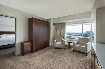 Junior Suite, Harbor View