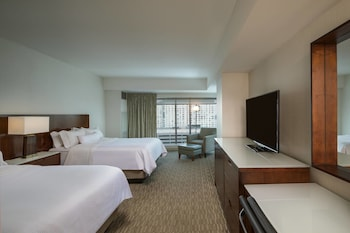 Premium Room, 2 Double Beds