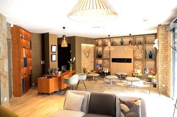 Green Hôtels Confort Paris 13 - Lobby  - #0