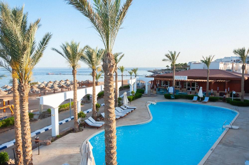 코럴 비치 리조트 몬타자  - 어른 전용(Coral Beach Resort Montazah - Adults Only) Hotel Image 9 - Outdoor Pool
