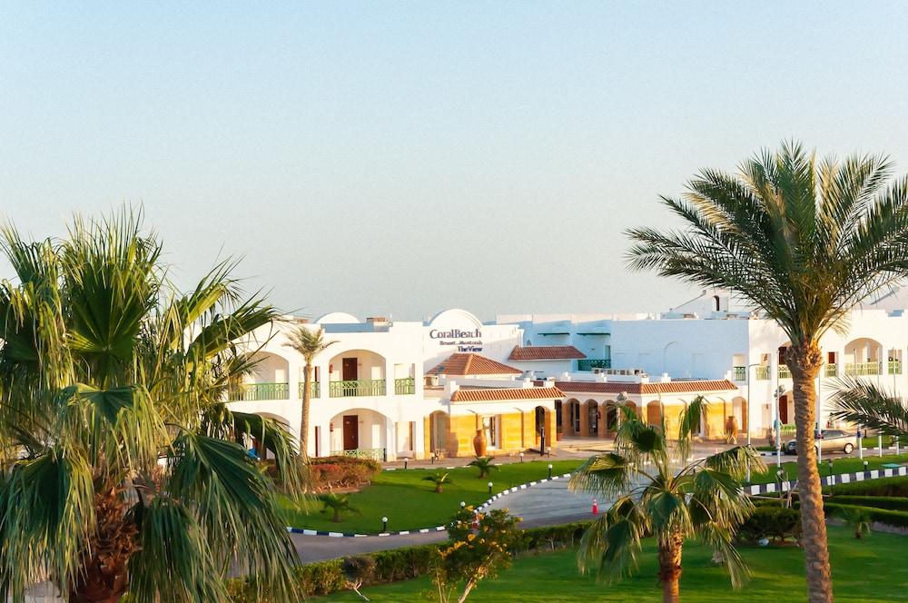 코럴 비치 리조트 몬타자  - 어른 전용(Coral Beach Resort Montazah - Adults Only) Hotel Image 59 - View from Hotel