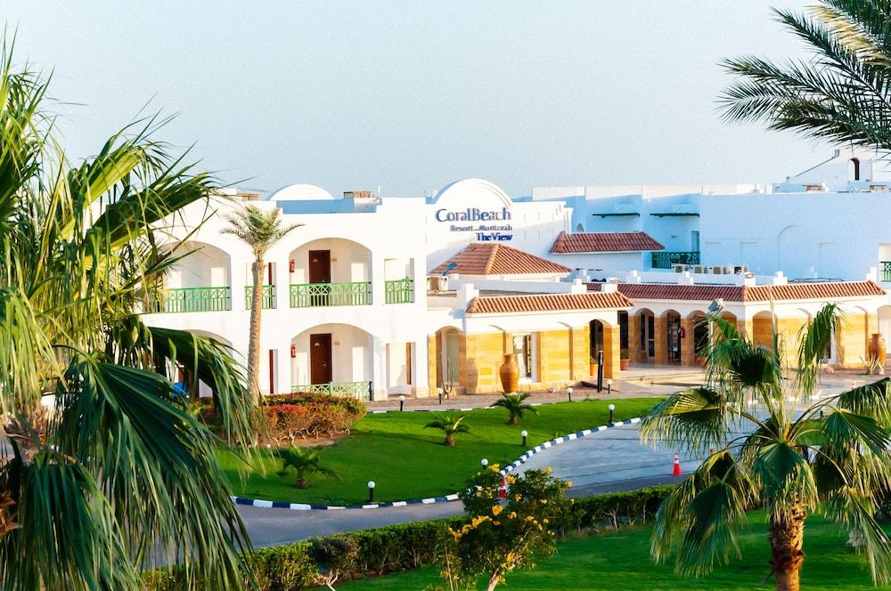 코럴 비치 리조트 몬타자  - 어른 전용(Coral Beach Resort Montazah - Adults Only) Hotel Image 50 - Hotel Entrance