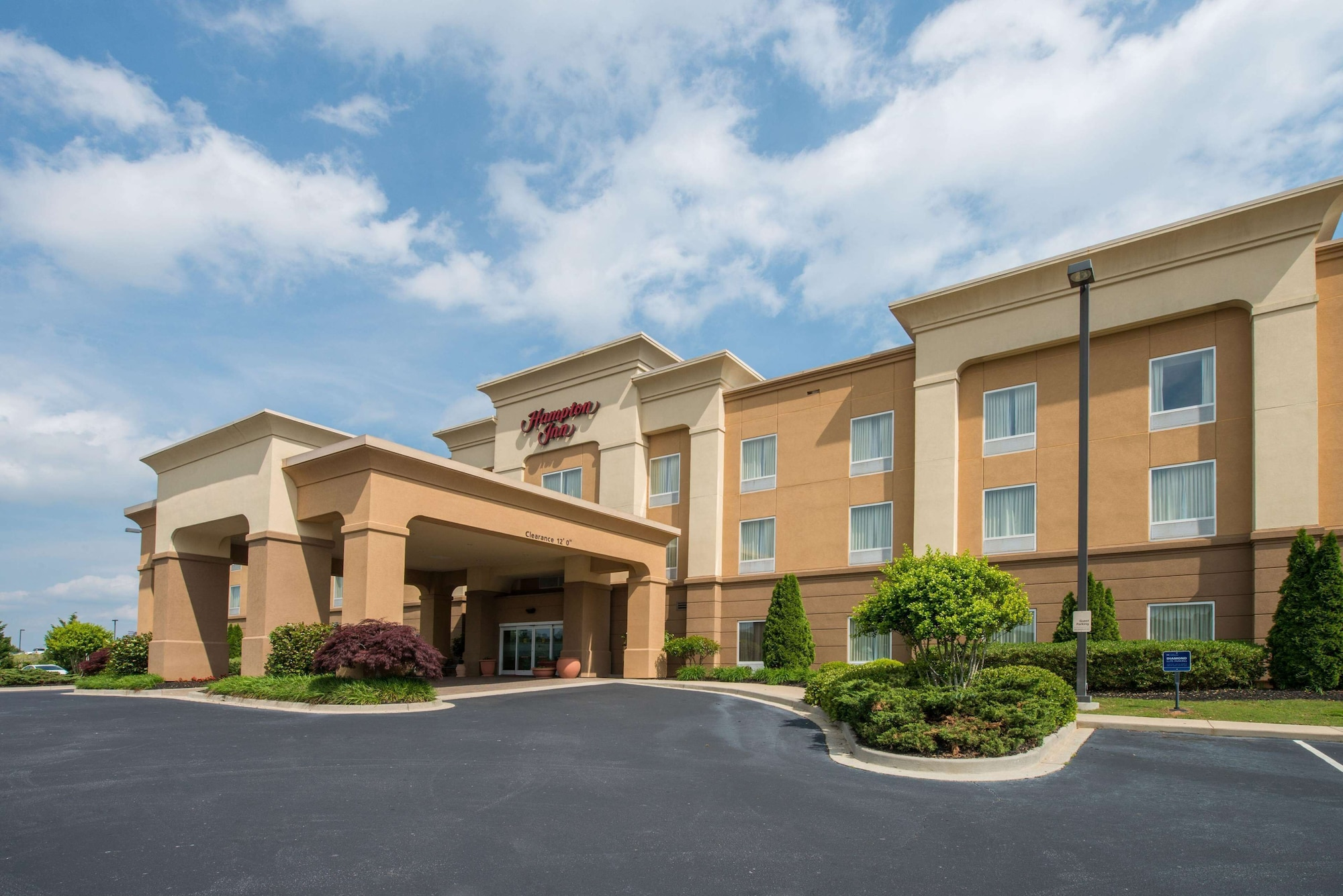 Hampton Inn Easley, Pickens