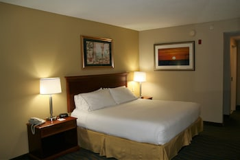 Suite, 1 King Bed, Non Smoking, Bathtub (Whirlpool)