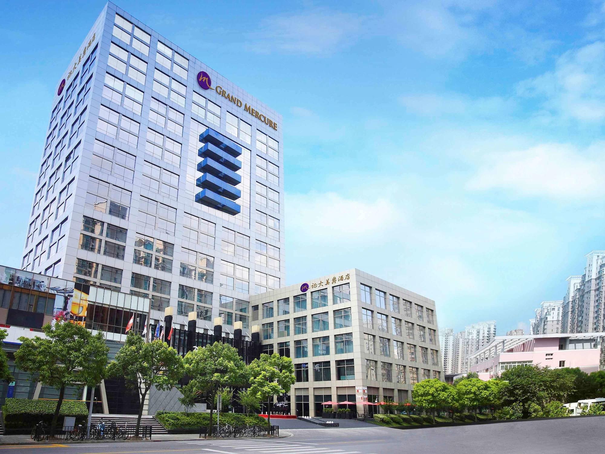 Grand Mercure Shanghai Century Park Hotel, Shanghai