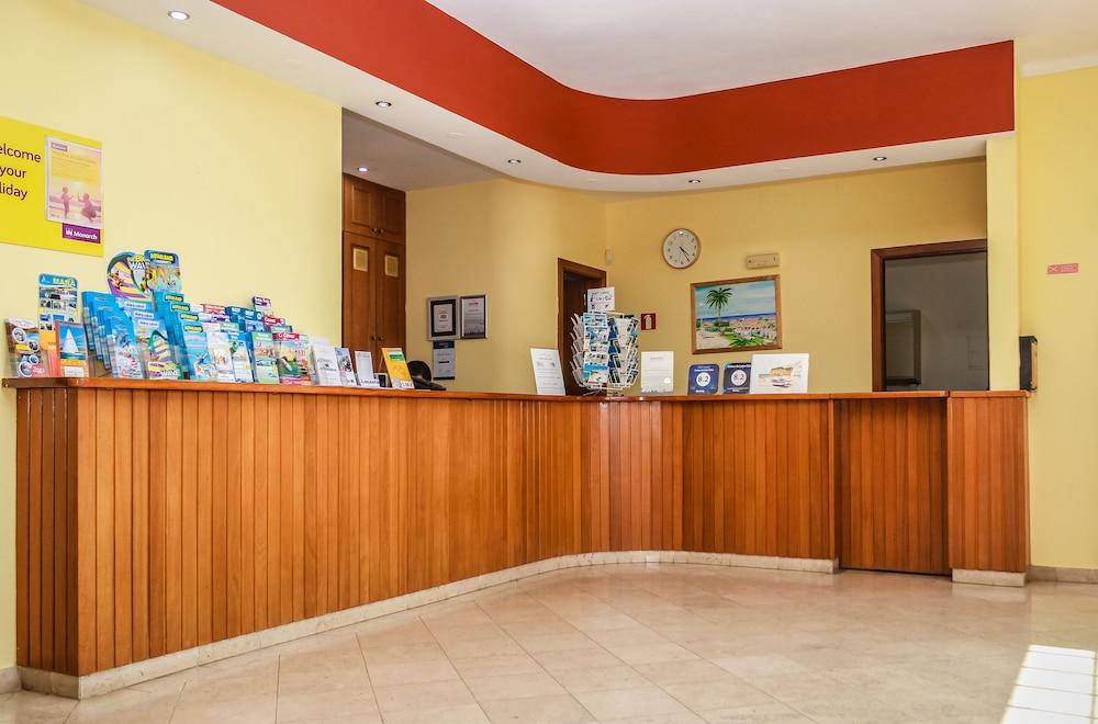 콜리나 다 라파 리조트(Colina da Lapa Resort) Hotel Image 2 - Reception
