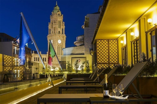 Porto - Pão de Açúcar – Vintage Bumper Car Hotel - z Krakowa, 8 kwietnia 2021, 3 noce