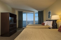 Basic Condo, 2 Bedrooms, Oceanfront at Seaside Resort in North Myrtle Beach