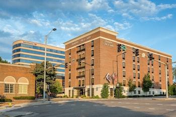 諾克斯維爾市中心歡朋套房飯店 Hampton Inn & Suites Knoxville Downtown