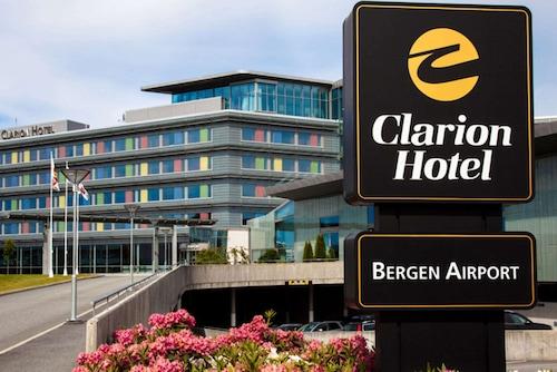 . Clarion Hotel Bergen Airport Terminal