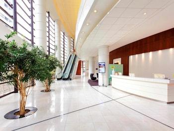 保利斯塔聖保羅大廣場美居飯店 Mercure São Paulo Grand Plaza Paulista