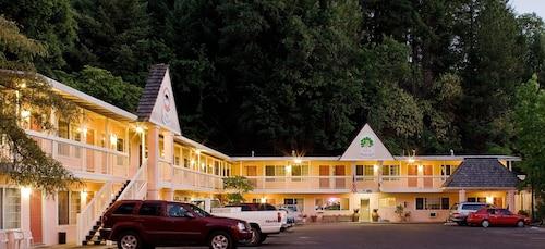 National 9 Inn Placerville, El Dorado