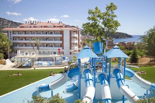 Garbi Park Lloret Hotel, Girona