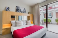 Executive Double Room, Terrace