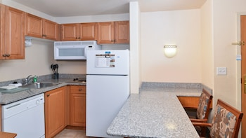 Suite, 1 Bedroom, Non Smoking, Kitchen (2 Full Bed)
