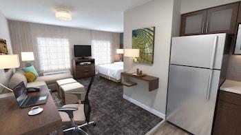 Studio Suite, 1 Queen Bed, Non Smoking, Kitchen
