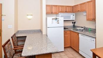 Suite, 1 Bedroom, Accessible, Kitchen (WHEELCHAIR)