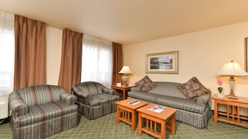 Suite, 1 Bedroom, Non Smoking, Kitchen (1 Queen Bed, Conference Suite)