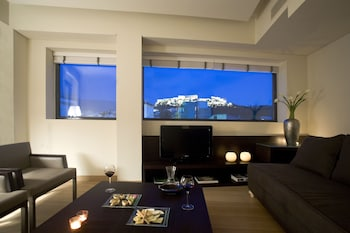 Grand Suite (Acropolis View)