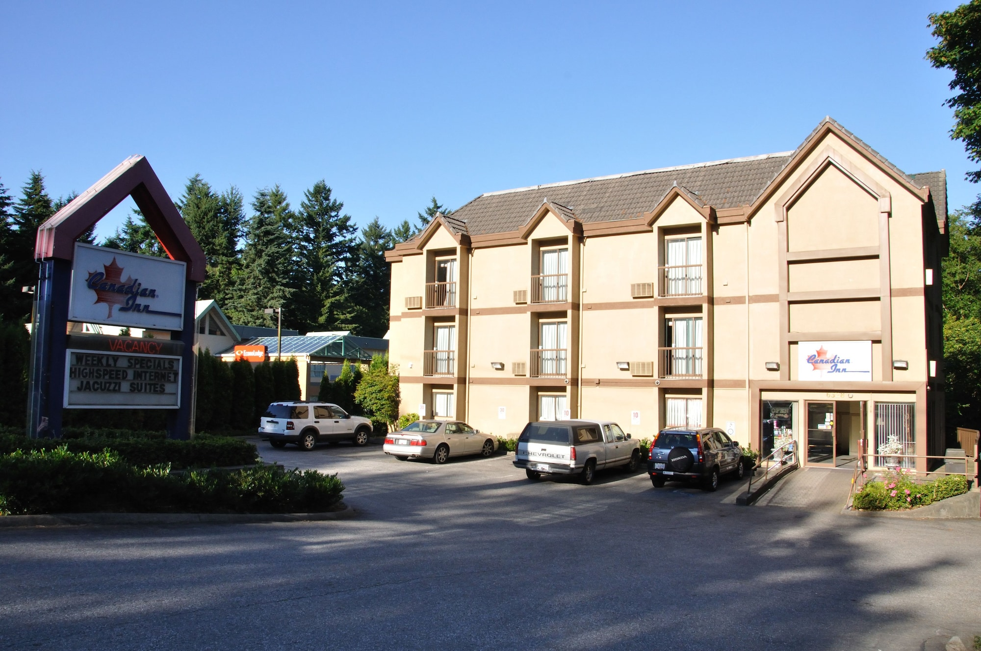 Canadian Inn, Greater Vancouver