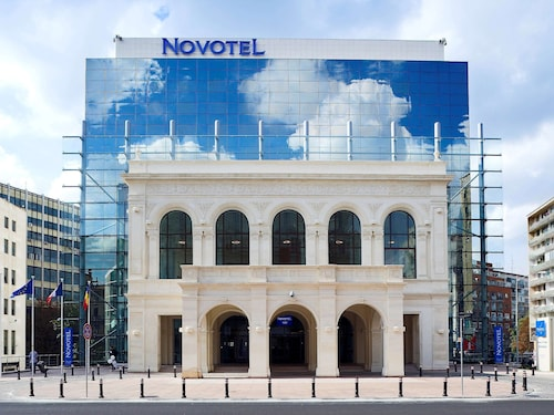 . Novotel Bucharest City Centre