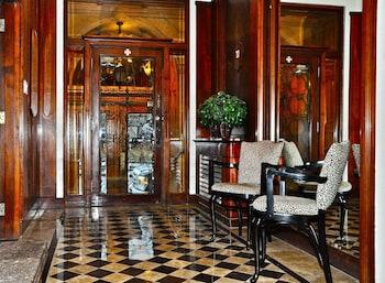 Hotel - Le Manoir d'Auteuil