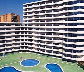Apartamentos Turquesa Beach