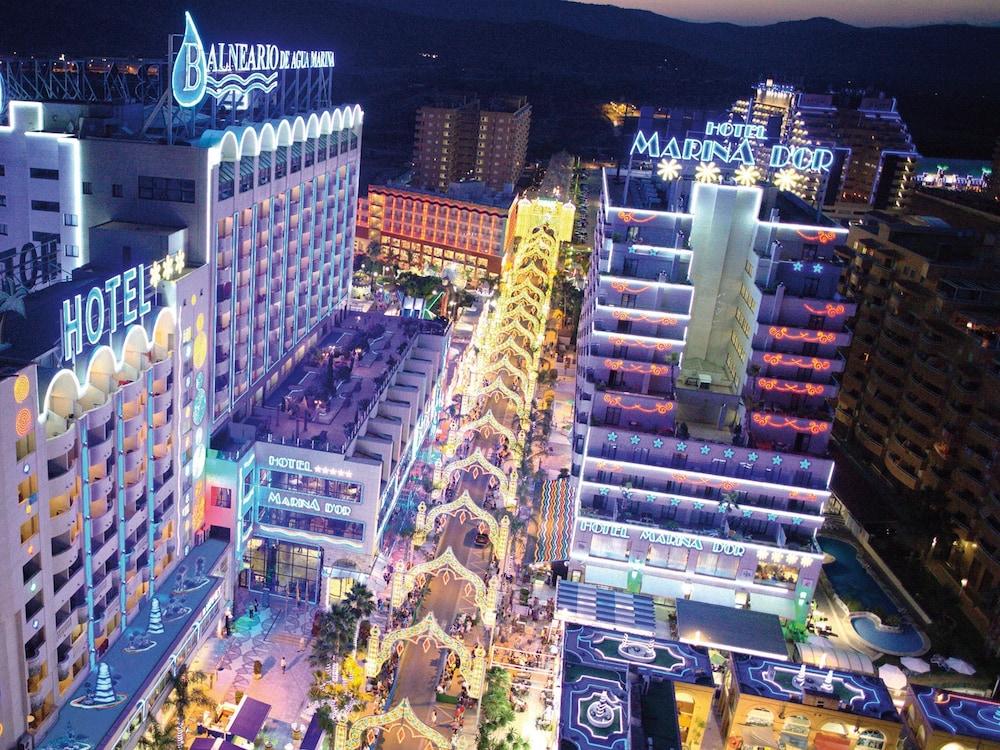 마리나 도르 플라야 4(Marina dOr Playa 4) Hotel Image 89 - Aerial View