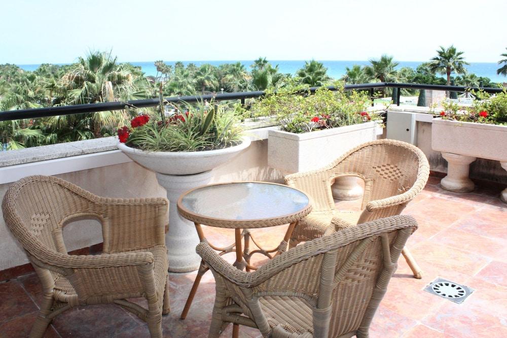 마리나 도르 플라야 4(Marina dOr Playa 4) Hotel Image 18 - Balcony