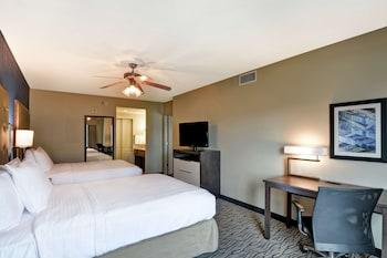 Premium Suite, 2 Queen Beds, Accessible, Bathtub