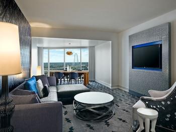 Marvelous Suite, Suite, 1 Bedroom, Non Smoking, City View