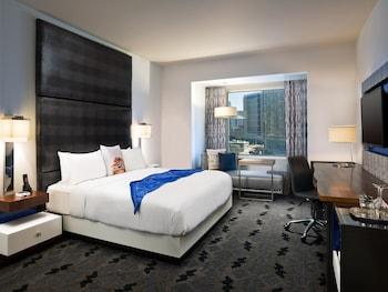 Mega Room, Room, 1 King Bed, Non Smoking, City View