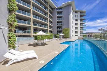 坎培拉太平洋套房飯店 Pacific Suites Canberra