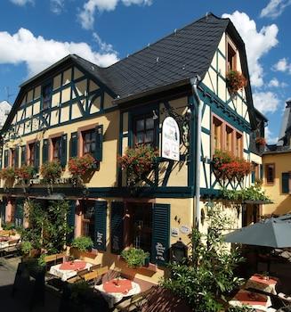 Hotel - Historisches Hotel Weinrestaurant Zum Grünen Kranz