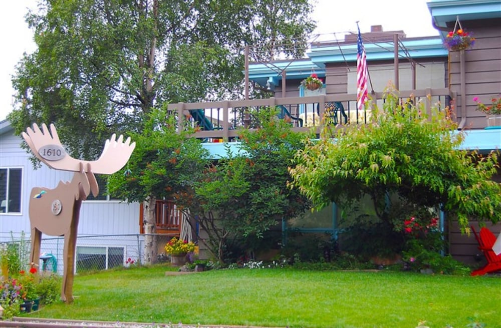 앵커리지 워크어바웃 타운 B&B(Anchorage Walkabout Town B&B) Hotel Image 22 - Property Grounds