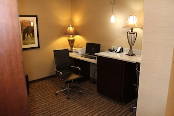 Comfort Inn & Suites Northern Kentucky - Business Center  - #0