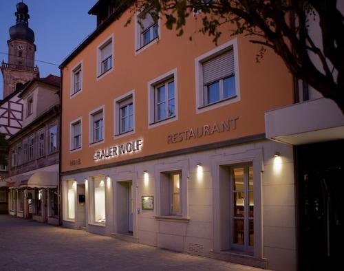 Erlangen - Altstadthotel Grauer Wolf - z Katowic, 26 marca 2021, 3 noce