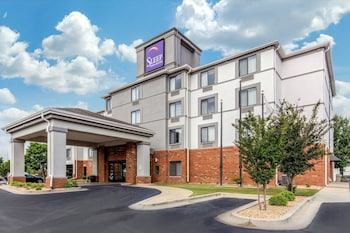 Hotel - Sleep Inn & Suites Auburn